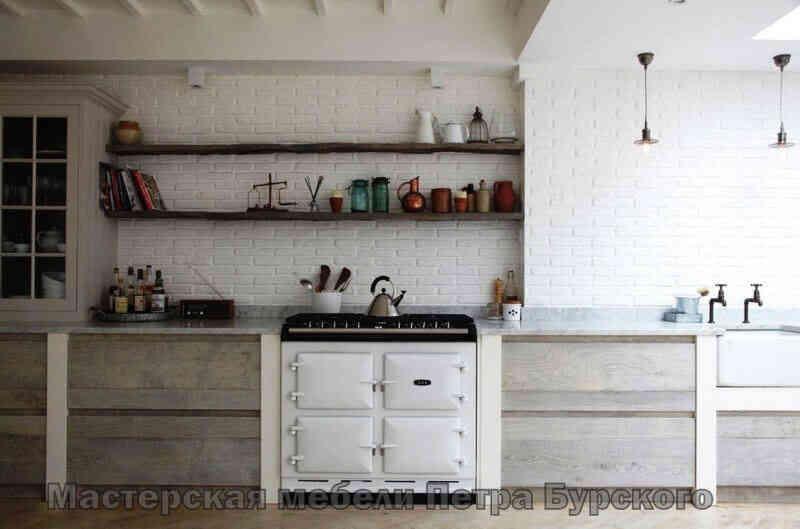 Кухня в скандинавском стиле ФРИДА