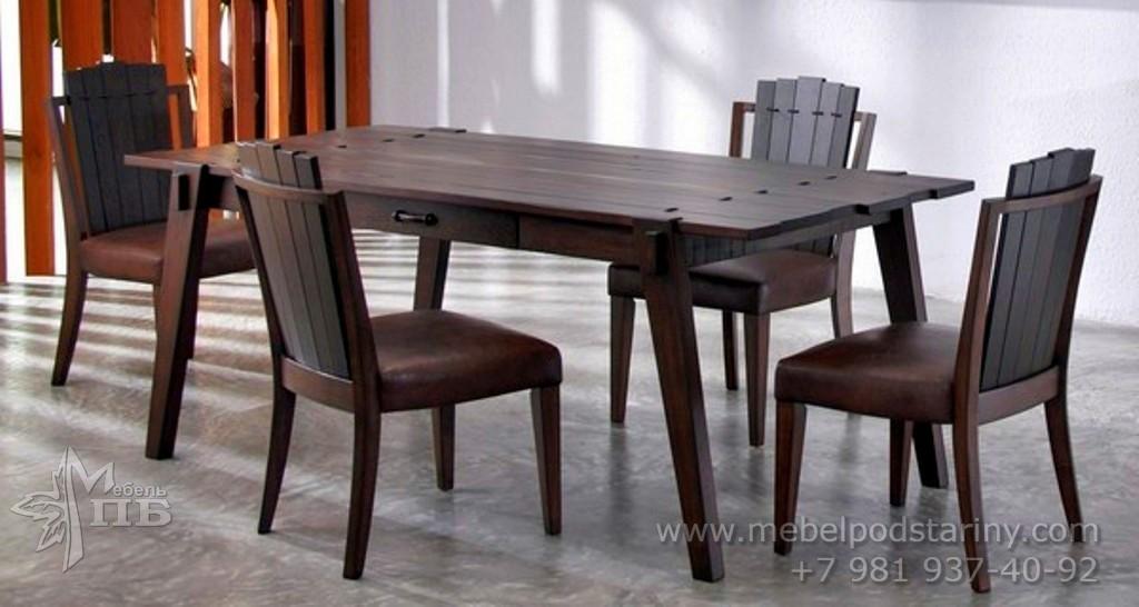 Стол в колониальном стиле (1)