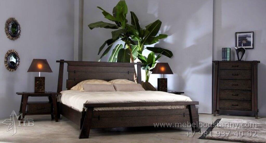 Fiji Кровать (3)