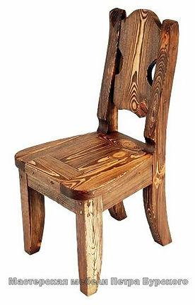 Стул из массива дерева, стул из массива дерева цена, стул из массива дерева купить, из массива дерева под старину, стул из массива дерева с эффектом старения