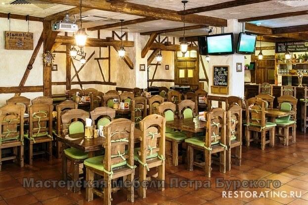 """Ресторан """"БИРШТУБЕ"""""""