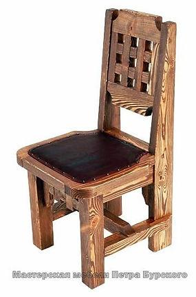 стул с эффектом старения, стул с эффектом старения цена, стул с эффектом старения купить, стул с эффектом старения из дерева, деревянный стул с эффектом старения