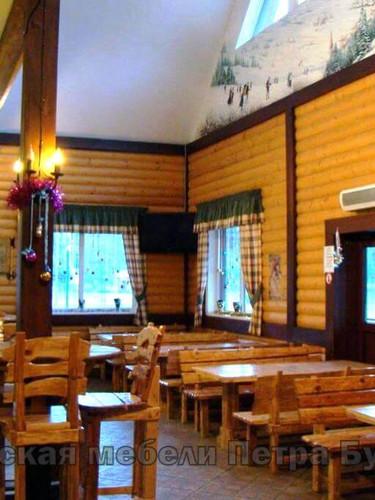 Кафе в горнолыжном курорте ПУХТОЛОВА ГОРА