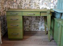 письменный стол в колониальном стиле, стол в колониальном стиле, купить компьютерный стол, купить письменный стол в спб, купить компьютерный стол в спб
