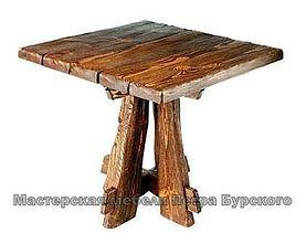 стол под старину ручной работы, стол под старину цена, стол под старину купить, стол под старину заказать, стол под старину на одной ноге из дерева