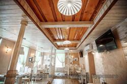 Деревянная мебель для кафе