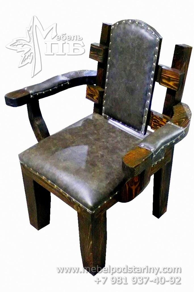 Кресло под старину № 5