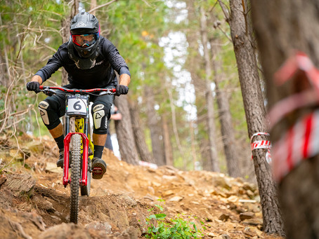 TRAILS IN MINT CONDITION AS AUSTRALIA'S BEST HIT UP MYSTIC AT NATIONALS
