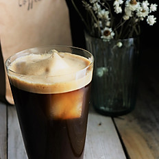 25. Tonic Coffee under Maple Cloud (Ice) - Dairy Free