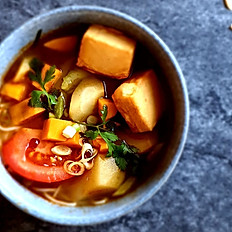 19. Vegan TomYum (Coming soon...)