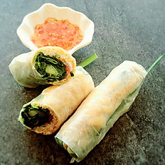 16. Vegan Summer Rolls (2Pcs)