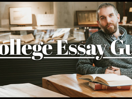 College Essay Guy for Schools:The Netflix of College Essays