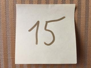 Tür #15 - eltern
