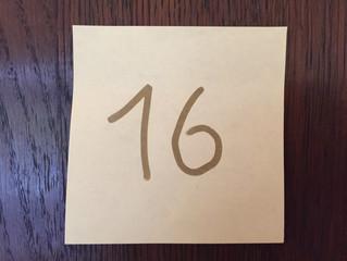 Tür #16 - eltern