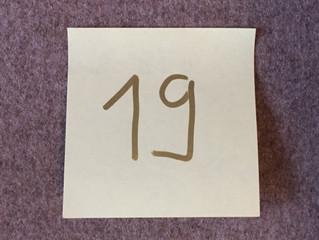 Tür #19 - eltern
