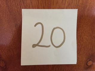 Tür #20 - eltern