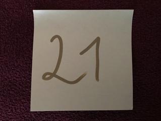 Tür #21 - eltern