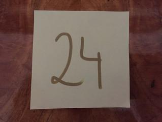 Tür #24 - eltern