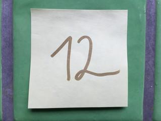 Tür #12 - eltern