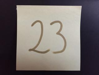 Tür #23 - eltern