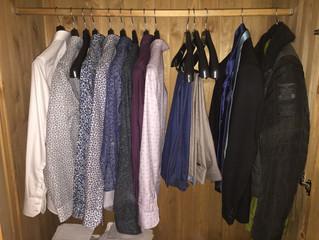Die Qual der Wahl - Projekt Garderobe 003