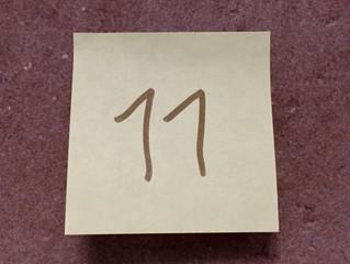 Tür #11 - eltern