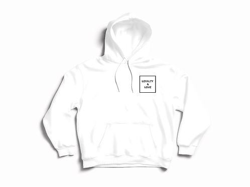 Loyalty and Love hoodie