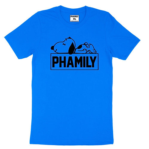 Phamily X Snoopy Tee Shirt