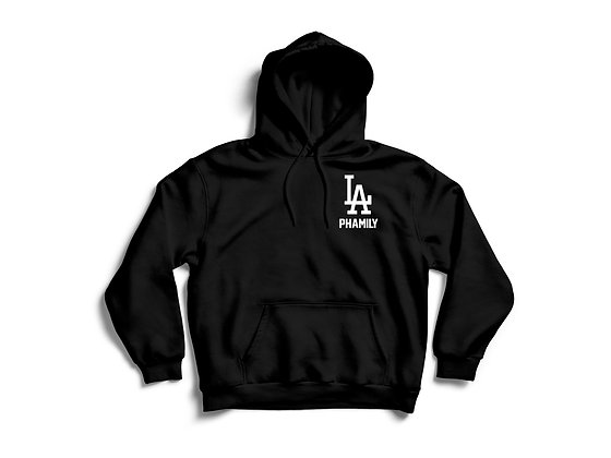 LA Over Phamily Pullover Hoodie