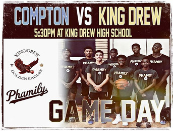 Game day for the Phamily. Good luck to _