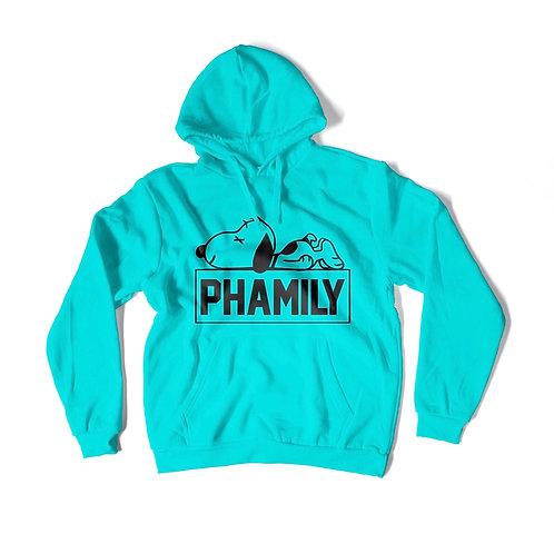 Phamily X Snoopy Pullover