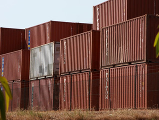 What Would You Store in Your Shipping Container?