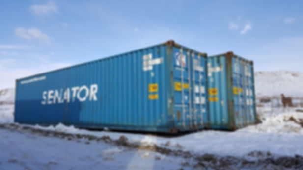 Storage Containers, Colorado