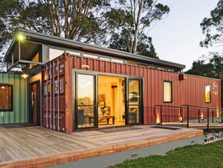 Creating your Shipping Container Tiny Home