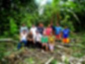 Uchunya community delegation December 20