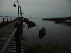 Embarcaciones de pescadores