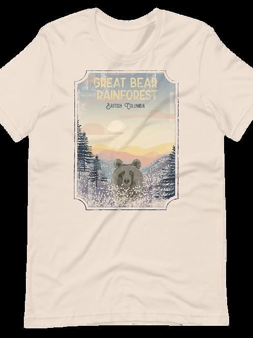 Great Bear Rainforest Tee