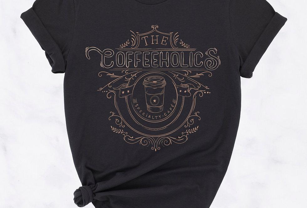 Coffeeholics Tee