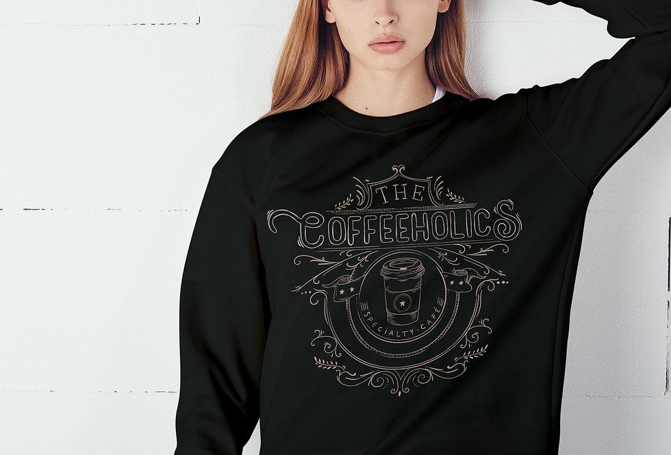 Coffeeholics Sweatshirt