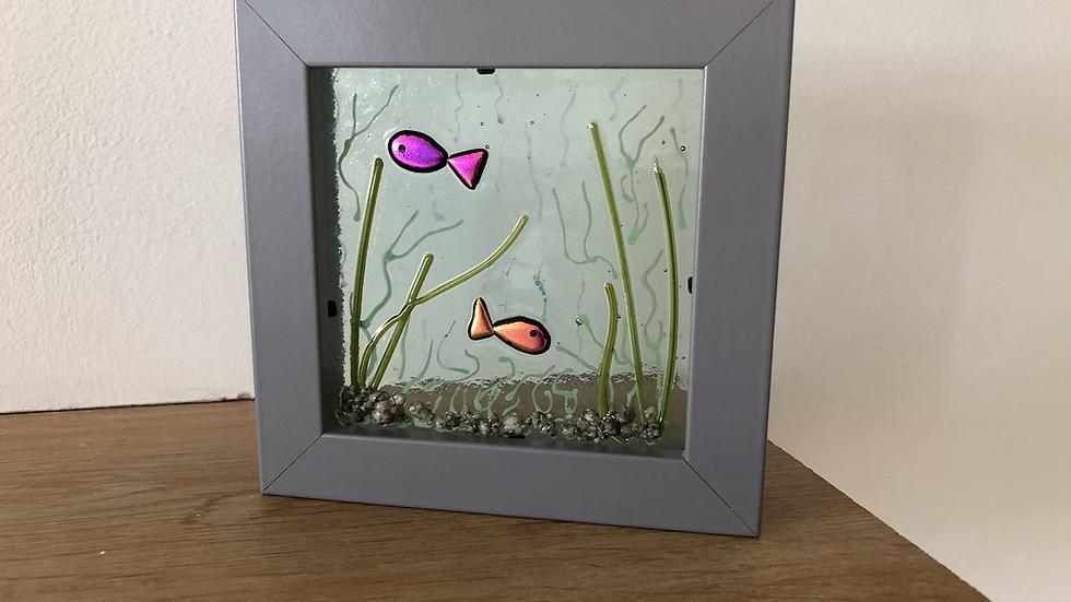Picture - Fish in water scene