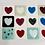 Thumbnail: Heart pattern Coaster