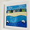 Thumbnail: Picture - Seascape with cottages