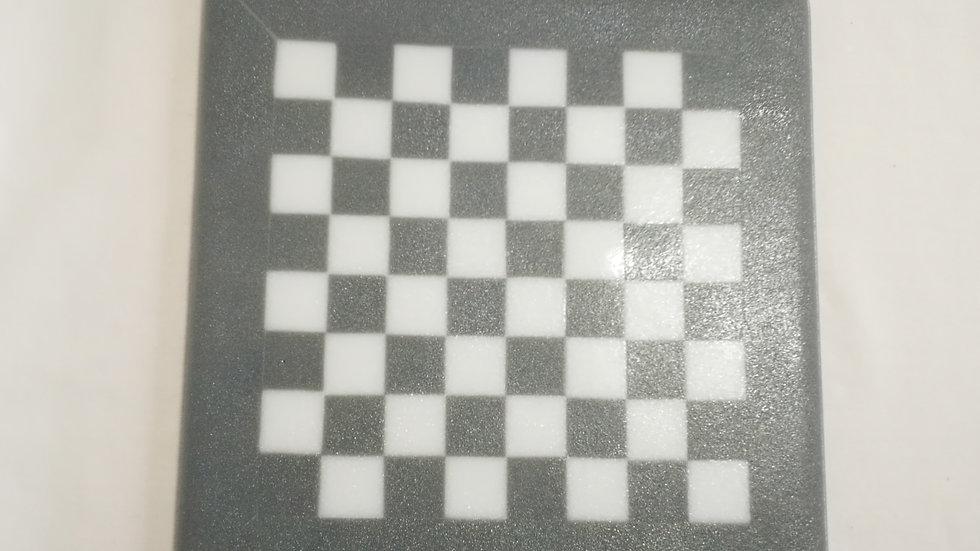 Chessboard - Grey