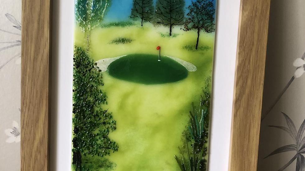 Picture - Golf scene