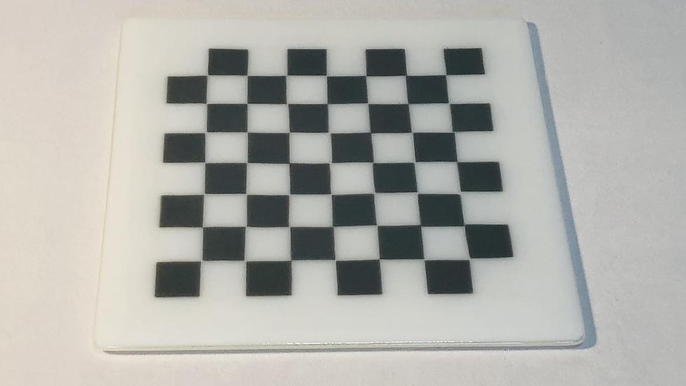 Chessboard - White