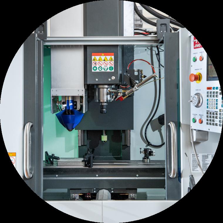 Meltio CNC Hybrid Maufacturing