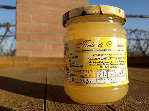 MIELE DI ACACIA - 210 ml