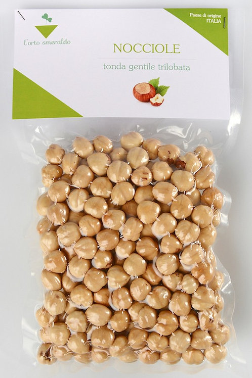 NOCCIOLE TOSTATE - 200 g