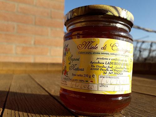 MIELE DI CASTAGNO - 210 ml