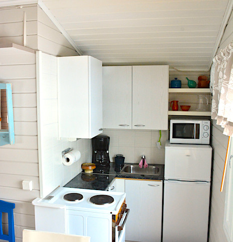 Karpalo, keittiö .. kitchen .. la cuisine